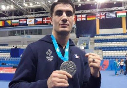 Fransaya medal qazandıran Murad: