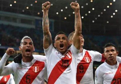 Amerika Kubokunda ikinci finalçı müəyyənləşdi - VİDEO