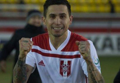 Reynaldonun yeni klubu müəyyənləşdi