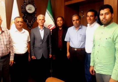 """Rizvan Rəsulov: """"Azərbaycan və İran arasında ağır atletika üzrə əməkdaşlıq memorandumu imzalanacaq"""""""