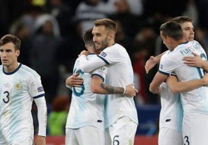 Argentina Amerika Kubokunda üçüncü oldu - VİDEO