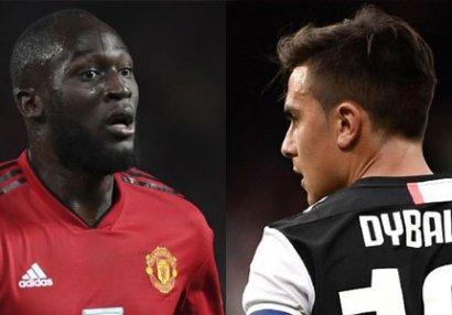 Paulo Dibala-Romelu Lukaku dəyişikliyi reallaşır