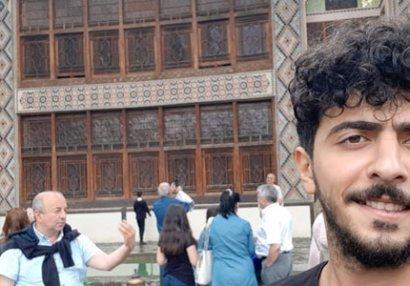 Şəki Xan Sarayında yaralanan İlkin Məmmədov xəstəxanadan buraxıldı