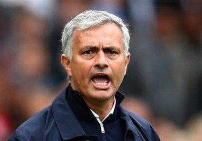 Mourinyo yeni iş yerini açıqladı