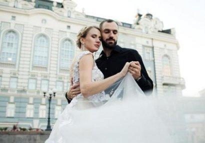 Ramil Quliyev evləndi - FOTOLAR
