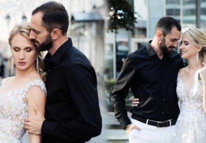 Yenicə evlənən Ramil arvadı ilə çempionata hazırlaşır - FOTOLAR