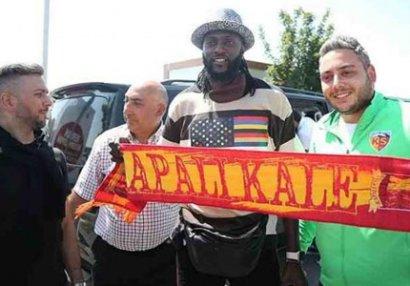 Adebayor yenidən Super Liqada