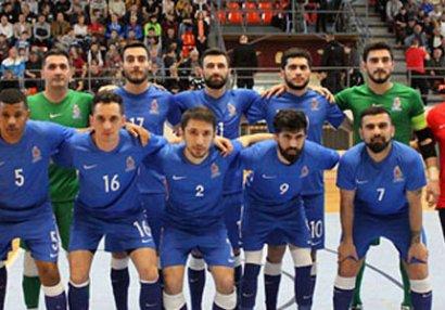 Belarus - Azərbaycan oyununda 8 qol