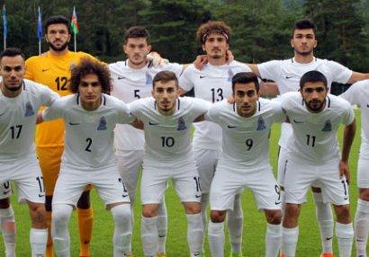 Azərbaycanın  Slovakiya və Gürcüstanla oyunlar üçün heyəti açıqlandı