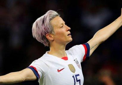 Qadın futbolunda ən yaxşılar - SİYAHI