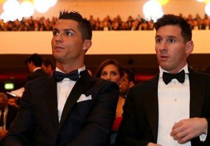 Messi Ronaldoya səs verdi, o isə...
