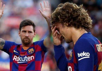 120 milyonluq futbolçu Messiyə görə
