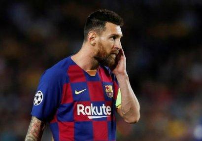 Messi karyerasını harada bitirəcəyini açıqladı