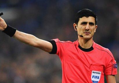 """Əliyar Ağayev """"Espanyol""""un matçında"""