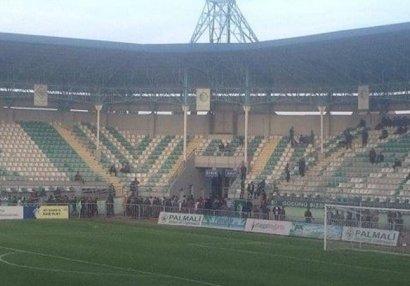 AFFA Lənkəran stadionuna qadağa qoydu