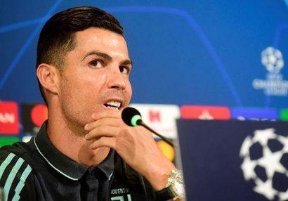 Ronaldoya dünya tarixində görünməmiş təklif - Fantastik məbləğ