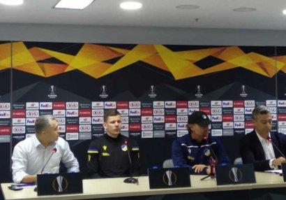 """APOEL-in baş məşqçisi: """"Narahat olmayın, sabah oyundan sonra gülən mən olacam"""""""