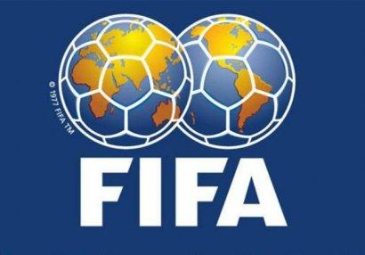 Millimiz FIFA reytinqində 2 pillə gerilədi