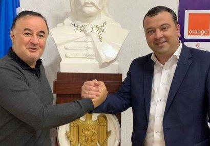 Moldova millisində türk baş məşqçi