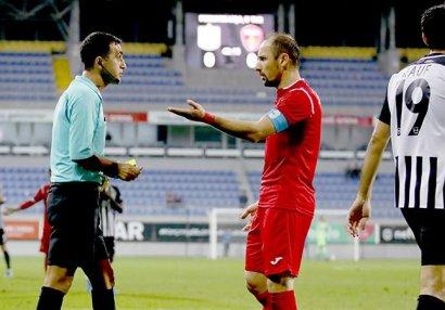 """""""Neftçi"""" - """"Qarabağ"""" matçının hakimi açıqlandı"""