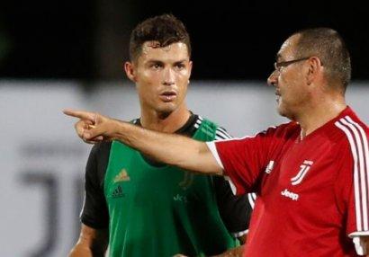 Ronaldo onu əvəzləyən məşqçini söyüb? - SON ANDA