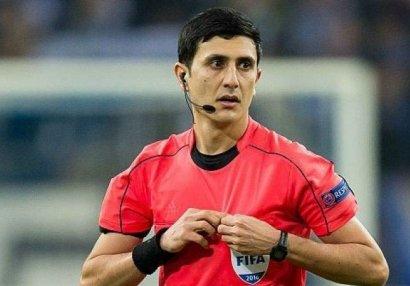 UEFA-dan Əliyar Ağayevə növbəti təyinat