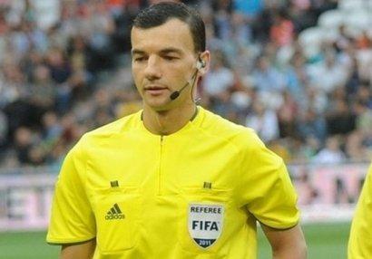 Slovakiya - Azərbaycan oyunu ukraynalılara tapşırıldı