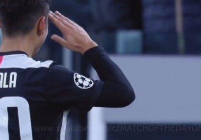 Dibala türk futbolçuya verdiyi hərbi salamdan danışdı - FOTO