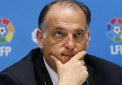 La Liqanın prezidenti istefa verdi - RƏSMİ