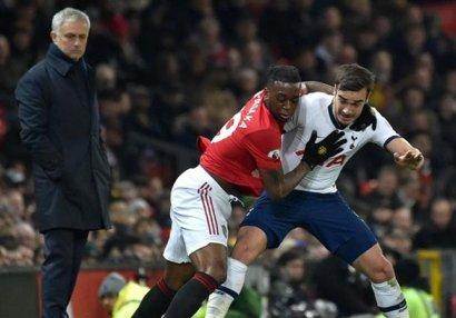 Mourinyo sabiq komandasına uduzdu - VİDEO