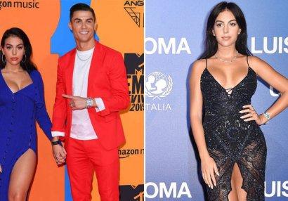 Sevgilisindən Ronaldoya dəstək: