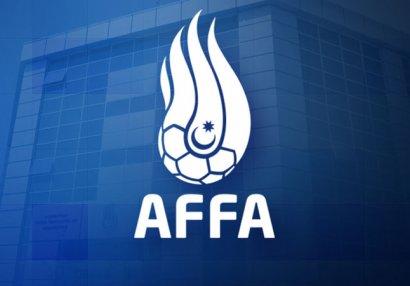 AFFA Məhərrəmovun danışılmış oyunlarda iştirakını təsdiqlədi