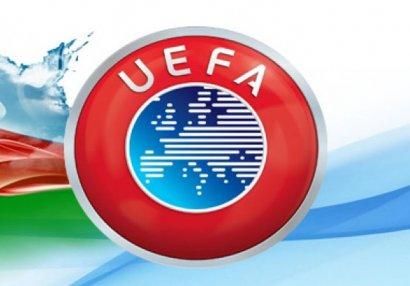 UEFA 4 klubumuza pul ayırdı - 161 min manat