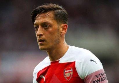 Mesut Özil Türkiyə klubunda?