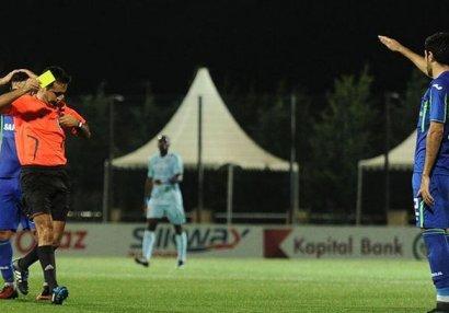 Azərbaycan Premyer Liqasında son 10 ildə ən çox cəzalanan futbolçular - SİYAHI