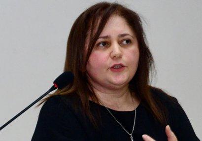 Aynur Sofiyevaya yeni vəzifə verildi