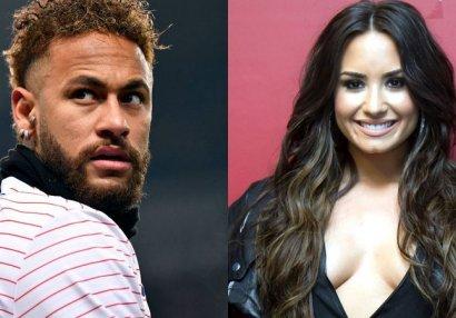 Neymar məşhur müğənni ilə sevgilidi - FOTOLAR