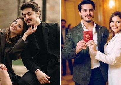 Azərbaycanlı müğənnidən idmançı nişanlısı haqqında etiraf