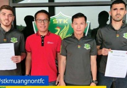 Daha 2 azərbaycanlı futbolçu Tailand klubunda