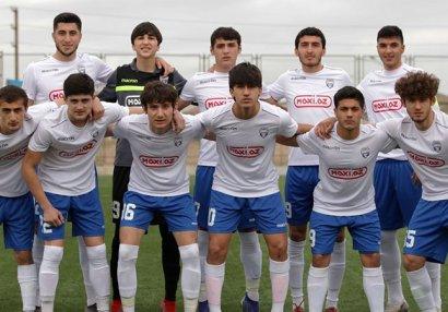 """""""Sabah""""ın Futbol Akademiyasından 7 qələbə"""