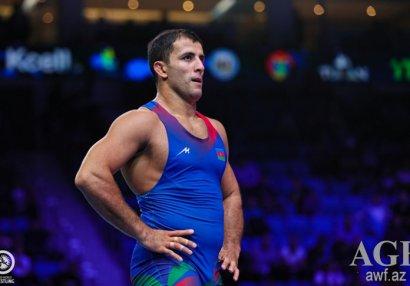 Rafiq Hüseynov Romada finala çıxdı