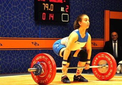 Azərbaycan çempionatında ilk qızıl medalçı müəyyənləşdi