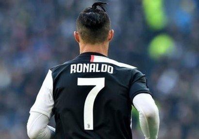 Ronaldo 1000-ə çatdı
