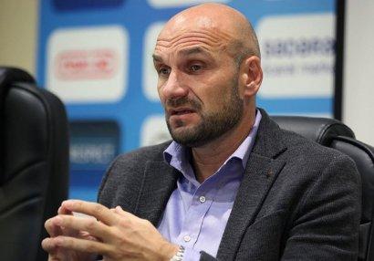 """Jelko Sopiç: """"Mənim komandamda yaxşı olanlar oynayır"""""""