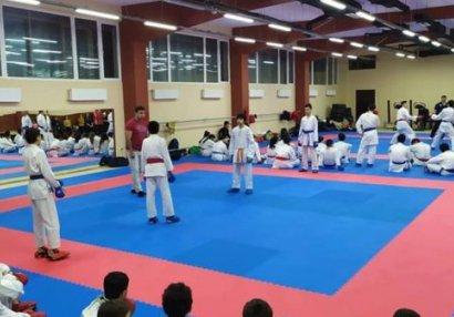 """Arpaçay Karate Klubu XI Beynəlxalq """"Baku Open"""" turnirinə hazırlaşır"""
