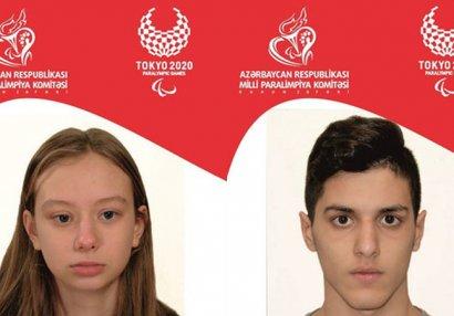 İki idmançımız Paralimpiya Oyunlarına lisenziya qazandı