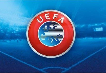 UEFA koronavirusla bağlı açıqlama verdi