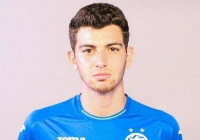 Daha bir futbolçumuz Gürcüstan klubunda