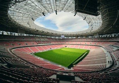 UEFA avrokubokların final oyunlarının stadionlarını açıqladı