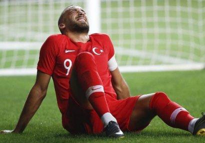 Türkiyə millisində şok itki